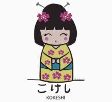 Kokeshi Kids Tee