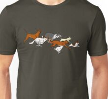 Wills Doggies Unisex T-Shirt
