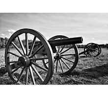 Gettysburg National Military Park #1 Photographic Print