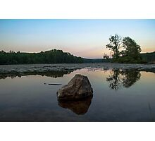 Lonely Waters Photographic Print