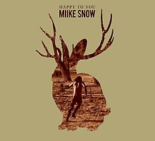 Miike Snow by ChimneyTrades