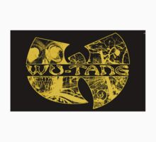 Wu Tang Clothing by iamfester