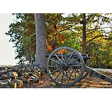 Gettysburg National Military Park #5 Photographic Print