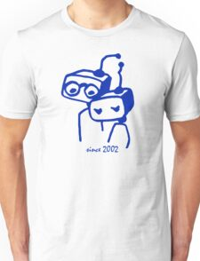 2002 jubilee 15 years marriage Unisex T-Shirt