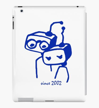 2002 jubilee 15 years marriage iPad Case/Skin