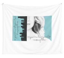 Grey's anatomy quote 2 Wall Tapestry