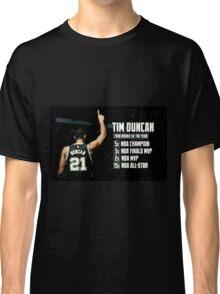 Duncan Stats Classic T-Shirt