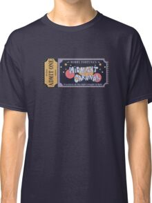 Nerdy Tee - Mommy Fortuna's Midnight Carnival Classic T-Shirt