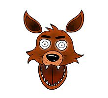 Foxy the pirate (Five Nights at Freddy's) Photographic Print