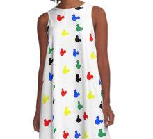 Mickey 2 A-Line Dress