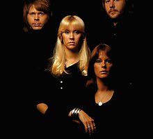 ABBA - 1977 by markkm08