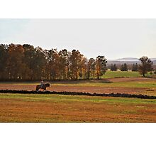 Gettysburg National Park #8 Photographic Print