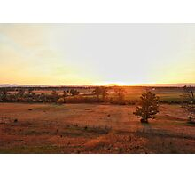 Gettysburg National Park #10 Photographic Print