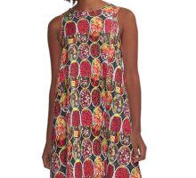 Souvenirs from Naples A-Line Dress