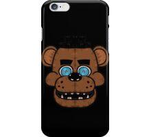 Freddy Fazbear (Five Nights at Freddy's) iPhone Case/Skin