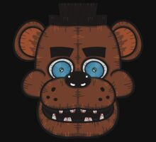 Freddy Fazbear (Five Nights at Freddy's) by Colin Doyle