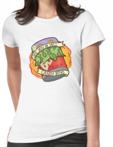 Candy Boys - The Simpsons Womens Fitted T-Shirt