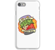 Candy Boys - The Simpsons iPhone Case/Skin