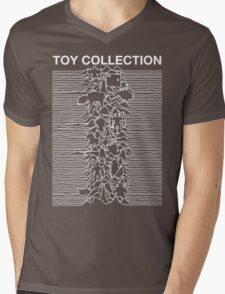 TOY COLLECTION Mens V-Neck T-Shirt