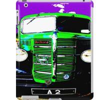 Bedford Truck iPad Case/Skin