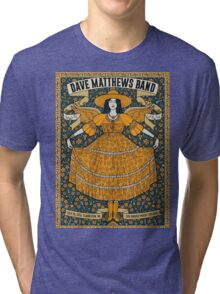 Dave Matthews Band, DTE ENERGY MUSIC THEATRE CLARKSTON MI Tri-blend T-Shirt