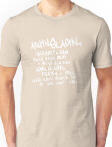 Ash vs The Evil Dead - ASHY SLASHY Unisex T-Shirt