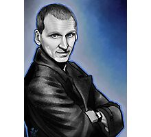 Ninth Doctor Who Christopher Eccleston Fantastic Photographic Print
