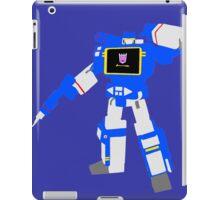 Soundwave Blocky iPad Case/Skin