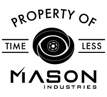 Timeless - Property Of Mason Industries Photographic Print
