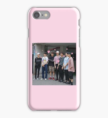 GOT7 iPhone Case/Skin