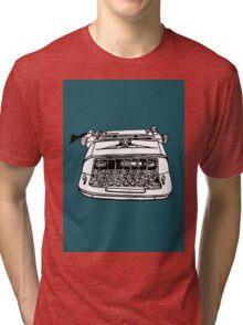 Royal Typewriter Tri-blend T-Shirt