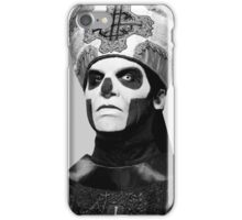 Papa Emeritus (III)  iPhone Case/Skin
