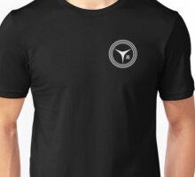Yasogami Emblem (White) Unisex T-Shirt