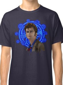 time and space traveller 10th generation Classic T-Shirt