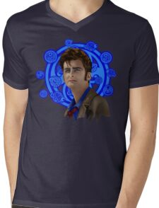 time and space traveller 10th generation Mens V-Neck T-Shirt