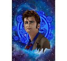 time and space traveller 10th generation Photographic Print