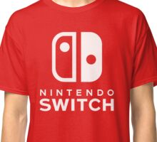 Nintendo Switch Hi-Res Logo Classic T-Shirt
