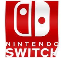 Nintendo Switch Hi-Res Logo Poster