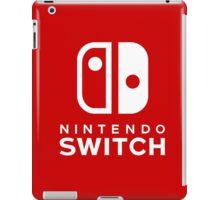 Nintendo Switch Hi-Res Logo iPad Case/Skin