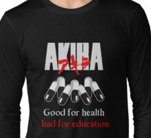 Akira Good/Bad Long Sleeve T-Shirt