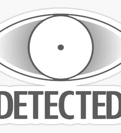 Skyrim Detected Sticker