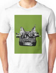 Oliver Typewriter Unisex T-Shirt
