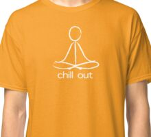 Yoga Logo©- chill out Classic T-Shirt