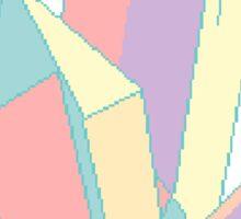 Quartz Cluster Sticker