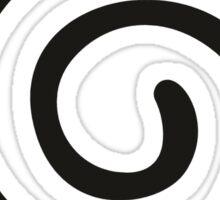 Hidden Leaf Village symbol - Konoha sign - Naruto logo Sticker