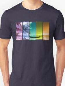 Colorful Beach T-Shirt