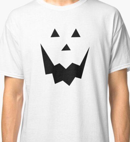 Jack O'Lantern Face Classic T-Shirt