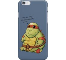 Poor Mikey iPhone Case/Skin