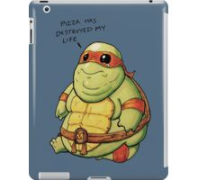 Poor Mikey iPad Case/Skin