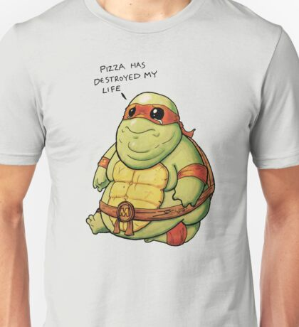 Poor Mikey Unisex T-Shirt